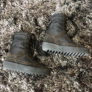 f32e2782ce2a9 Women s Yeezy Season 3 Shoes on Poshmark